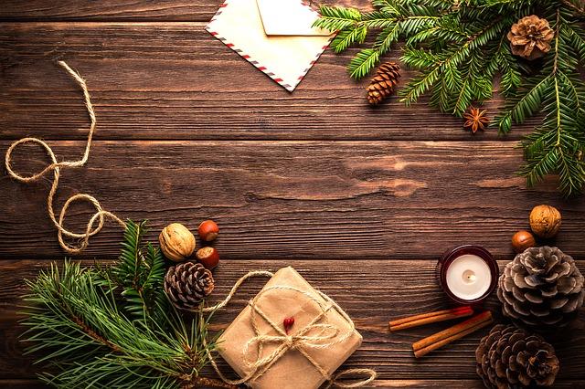 Christmas Festive Tune per la dimora del lavoro Raccolta social