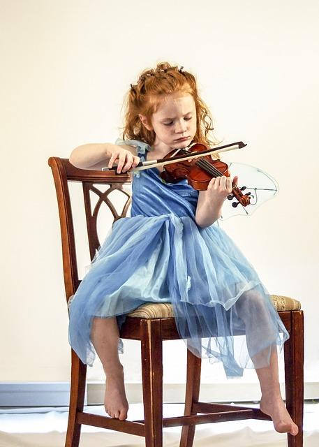 Il violino: come dimezzare il violino può aiutare lo stress