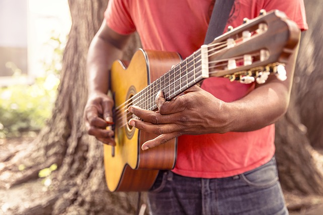 Two Guitar Enjoying Kinds: Tabs and Chords