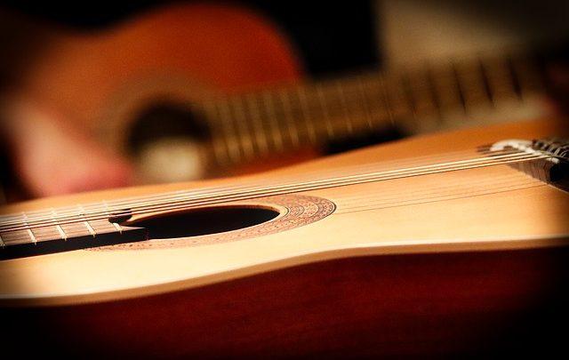 Lezione di chitarra su DVD